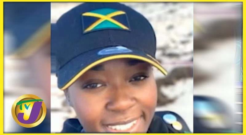 Ebony Drysdale-Daley | Jamaican Judo Fighter at Athletes' Village in Tokyo - July 19 2021 1