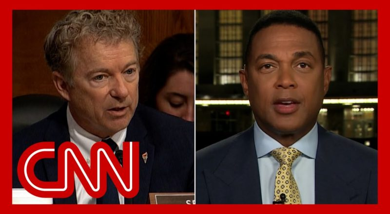 'You look like an idiot': Don Lemon reacts to Rand Paul's dustup with Fauci 1