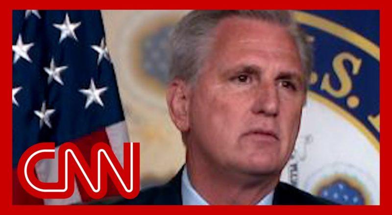 McCarthy slams Pelosi, pulls his picks from January 6 committee 1