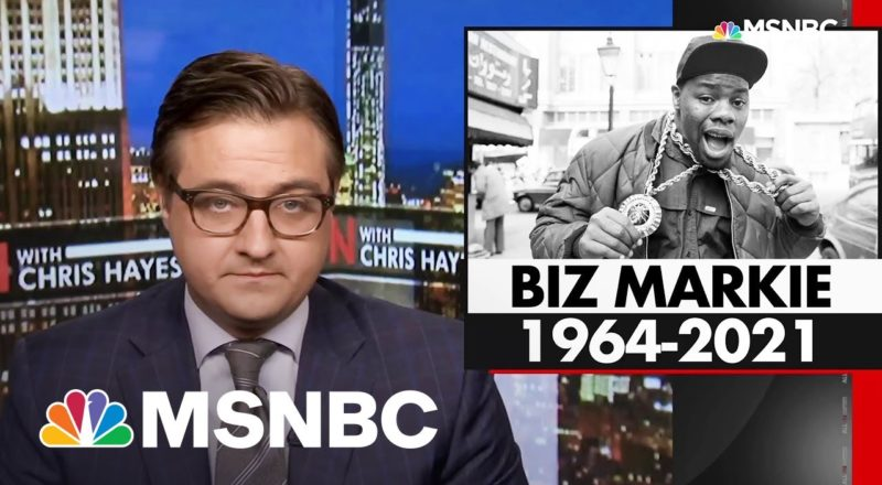 'Racism Kills': Chris Hayes On Biz Markie And The Life Expectancy Gap 9
