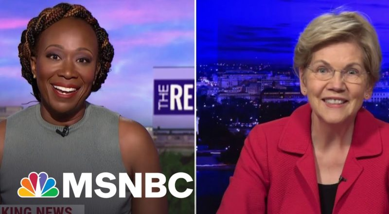 Sen. Warren: Trump Inaugural Committee Chair Indictment Is Why We Need For The People Act 1