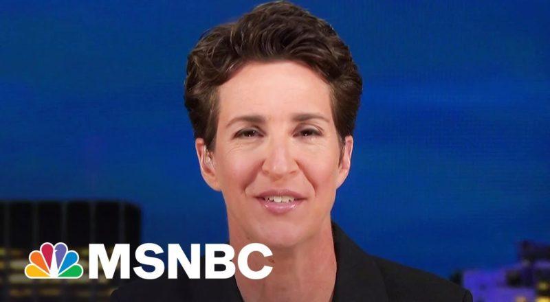 Watch Rachel Maddow Highlights: July 20th | MSNBC 1