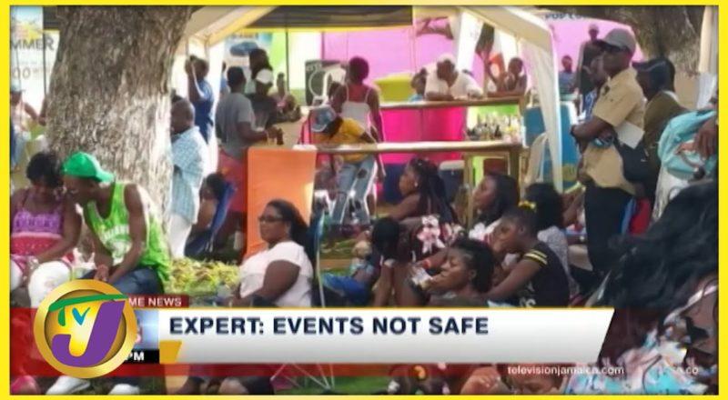 Medical Experts Reopening Concerns | Events Not Safe | TVJ News - July 1 2021 1