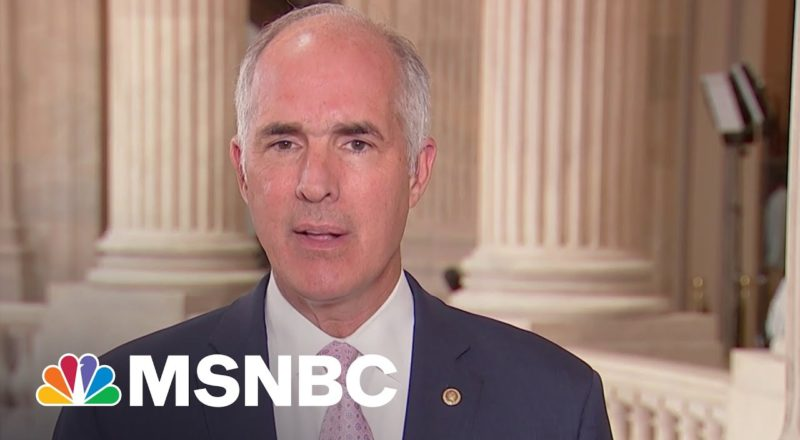 Casey: Republicans Have Acted Like Children Over Raising Debt Ceiling 3