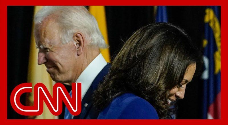 Rising tension between staffs of Biden and Harris 5