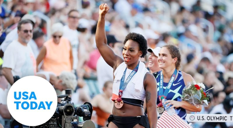 Olympic athletes reflect on calls for social justice ahead of Tokyo Games | USA TODAY 5