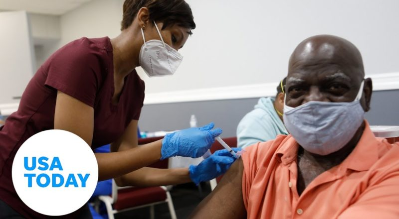 COVID 19: Why are Black Americans lagging in vaccination rates? | USA TODAY 2