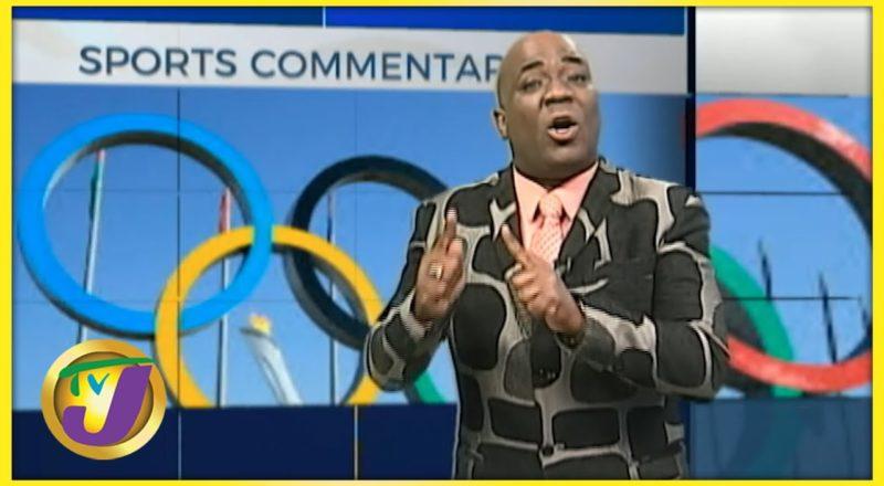 Tokyo Olympics Shenanigans | TVJ Sports Commentary - July 20 2021 1