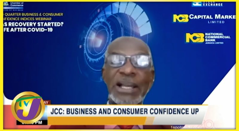 Jamaican Business & Consumer Confidence up | TVJ Business Day - July 20 2021 1