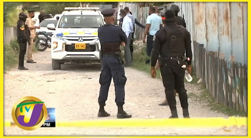 4 Killed in Riverton City, Jamaica Shoot Out | TVJ News - July 20 2021 1