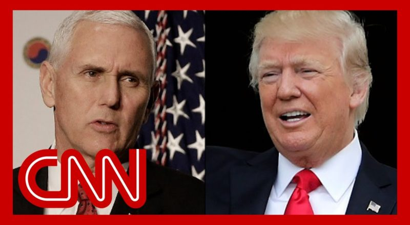 'If Pence had the courage ...': Hear what Trump said on tape about the election 8