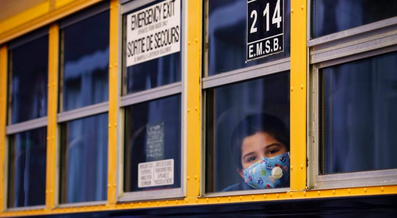 Will masks be required in Ontario schools? | COVID-19 in Canada 2