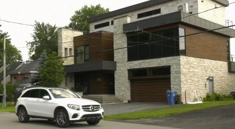 This $3M home was built too close to road, will be demolished | Aylmer family outraged 1