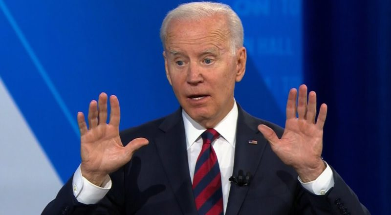 Biden: 'I don't care if you think I'm Satan reincarnated' 2