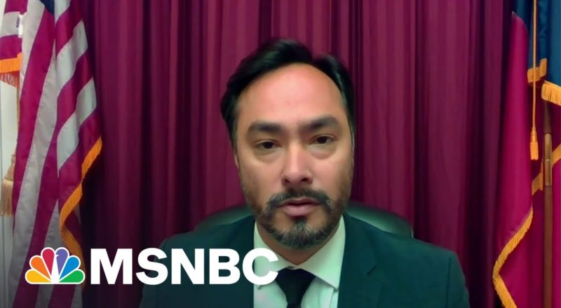 Rep. Castro Reacts To Pelosi Blocking Jordan And Banks' Confirmation 1