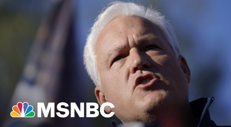 Watch Trump Loyalist Get Fact-Checked On 'Socialism' On Live TV | MSNBC 1