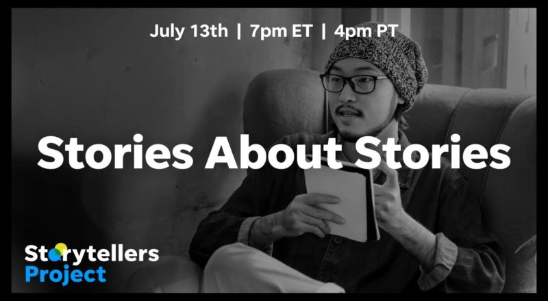 Stories about Stories | 10th Anniversary show! Storytellers Project | USA TODAY Network 1