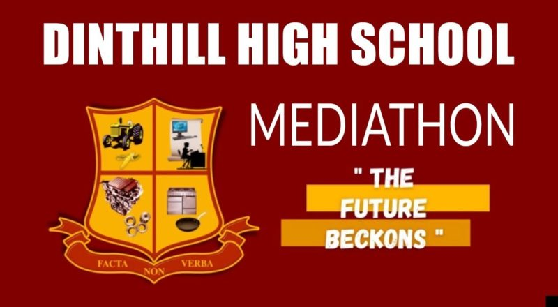Join the Dinthill High School Mediathon July 25, 2021 at 1 p.m. 6