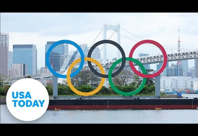 Olympians talk well-being, mental health ahead of the Tokyo Olympics | USA TODAY 6