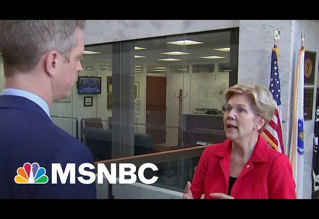 Warren: Democrats' Spending Plan Is 'A Lot Of Money' But Necessary 2