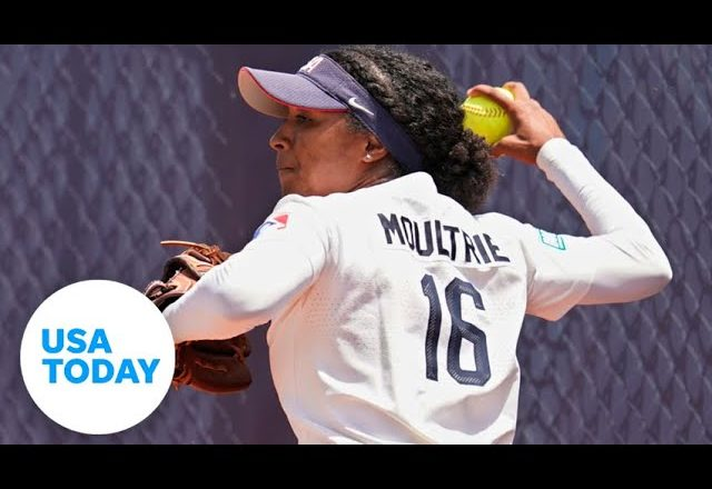 What does the future hold for Olympic softball beyond the Tokyo Games? | USA TODAY 1