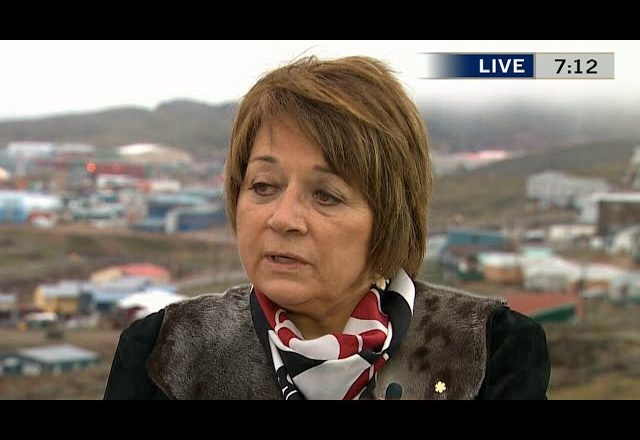 Archive: Mary Simon on challenges facing northern communities 1