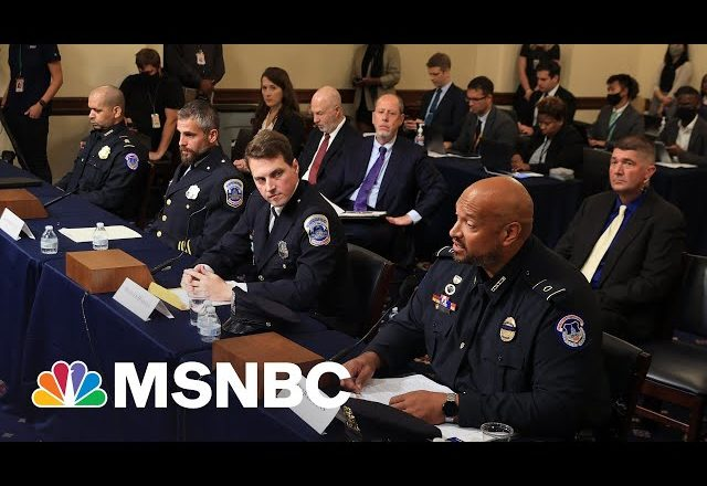 Trumpist Gaslighting Of January 6 Shattered By Committee Testimony 3