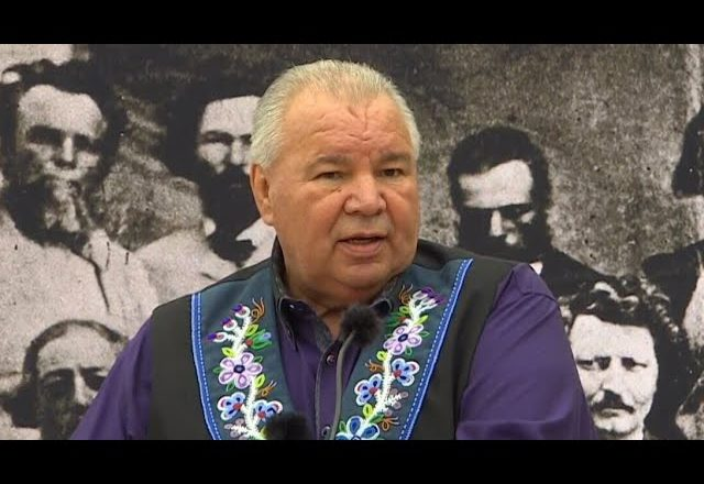 'We're a government and we always have been': Manitoba Metis sign historic agreement 1