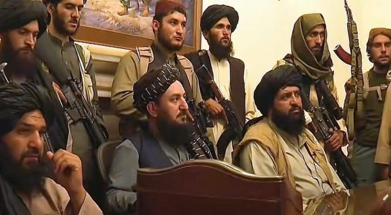 Taliban promise women's rights, security under Islamic rule
