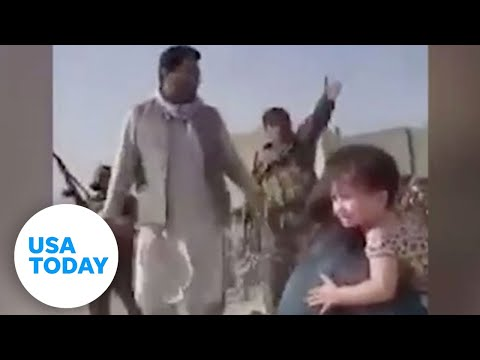 Chaos ensues around Kabul's airport as the Taliban dig in deeper | USA TODAY 2
