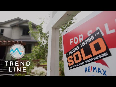 Canada's housing market, not COVID-19 could be the top issue in the election campaign | TREND LINE 1