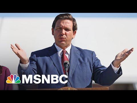 Former GOP Congressman Speaks Out On DeSantis' Rejection Of Mask Mandates 1