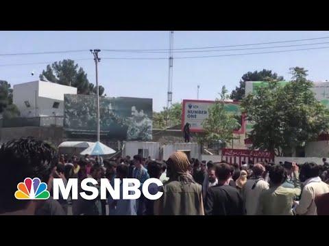 Biden Says Afghanistan Evacuation Deadline May Go Past August 31 1