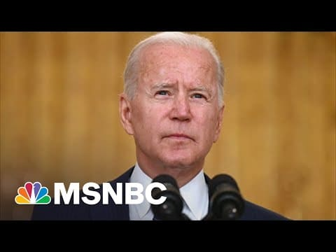'We Will Hunt You Down And Make You Pay': Biden Responds To Kabul Attack 1