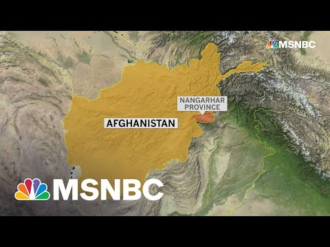"""BREAKING: U.S. Hits ISIS Target In Afghanistan With """"Over-The-Horizon"""" Drone Strike: DOD 1"""