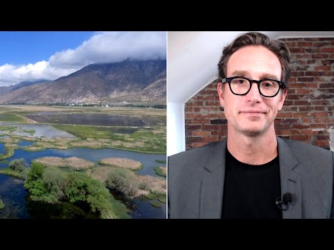 Dan Riskin on how Tibetan plants are fighting climate change 1