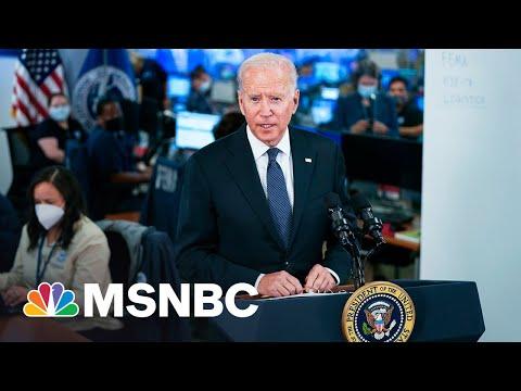 Biden Approves Louisiana Disaster Declaration 1