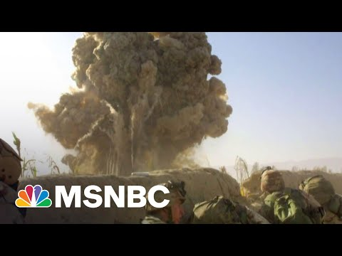 Historic: Watch The End Of America's Longest War 7