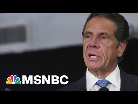 Cuomo Does Not Address State Trooper Harassment Allegation In Statement 6