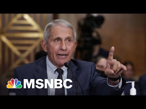 Fauci Worried About Delta Variant Spread 'If We Don't Do The Right Thing' 4
