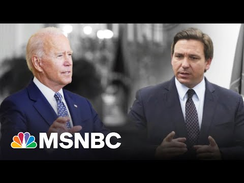 Steele On DeSantis And Covid: He's Not A Leader, He's A Sycophant 1