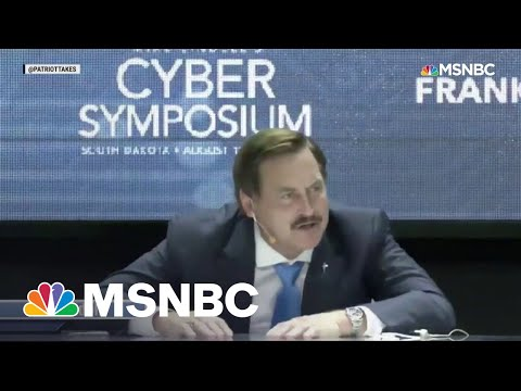 Reality An Unwelcome Guest At 'Pillow Guy' Big Reveal Event To Restore Trump Presidency 7