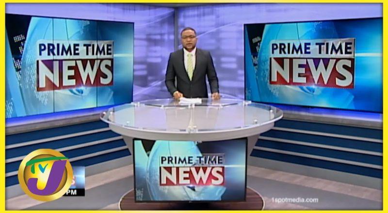 Jamaican News Headlines | TVJ News - August 2 2021 1