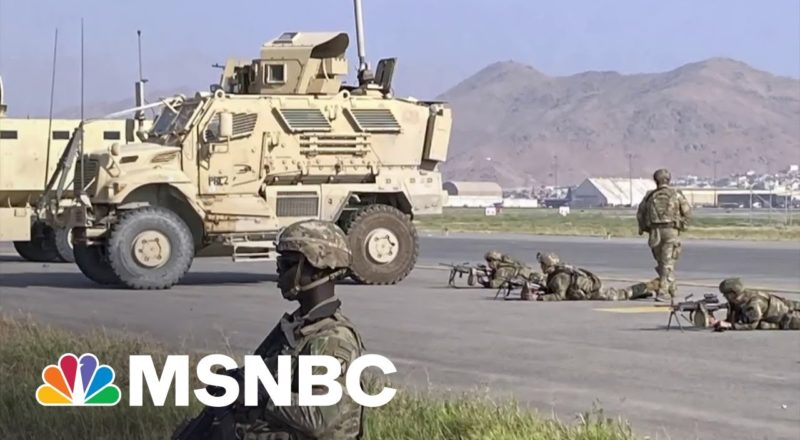 What The Media Got Wrong About Biden's Afghanistan Exit 1