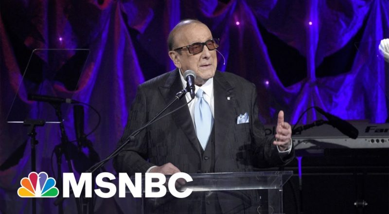 How Clive Davis Is Helping New York Heal From The Coronavirus 4