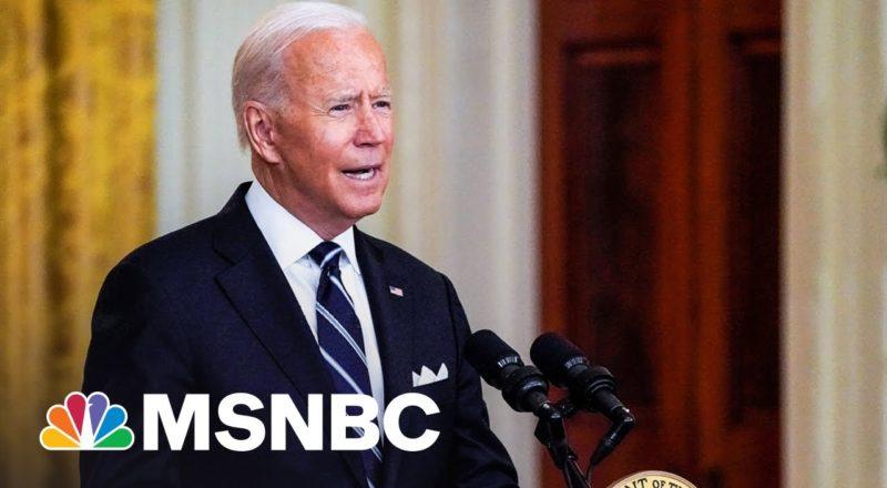 Immense Pressure On Biden To Speed Up Afghanistan Evacuations 1
