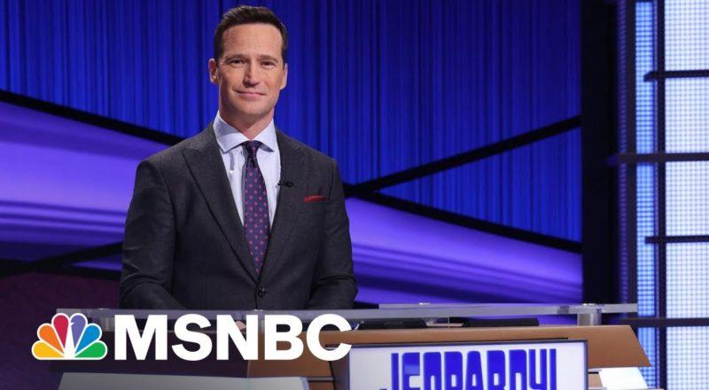 Mike Richards Steps Down As 'Jeopardy!' Host Amid Scrutiny 4
