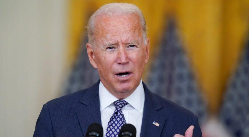 U.S. President Joe Biden to Americans in Afghanistan: 'We will get you home' 1