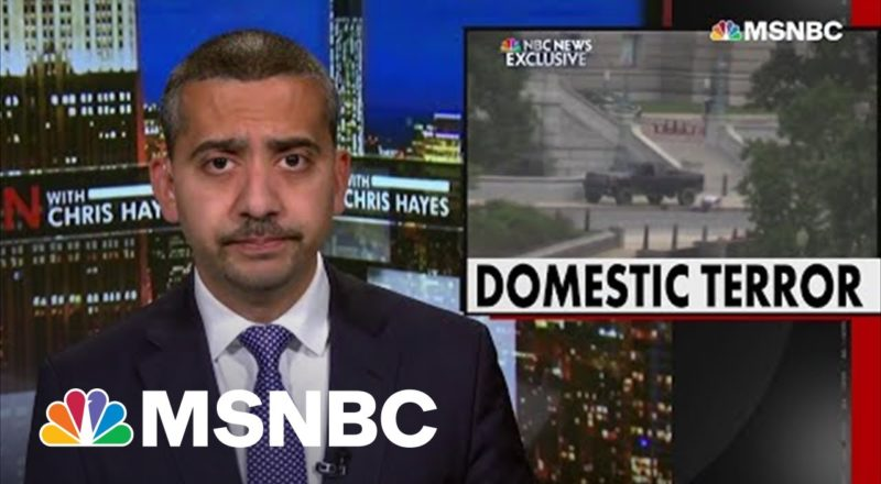 'Astonishing': The GOP Double Standard For D.C. Terror Suspect 2
