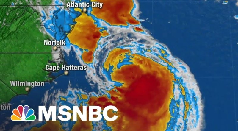 Henri Intensifies Into Hurricane With 75-mph Winds As Northeast Braces For Landfall 1
